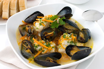 Moraira Information | Find a delicious fish or shellfish soup in Moraira area